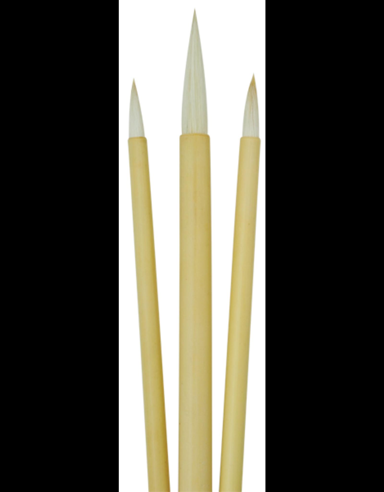 Royal & Langnickel Potter's Select Bamboo set 2