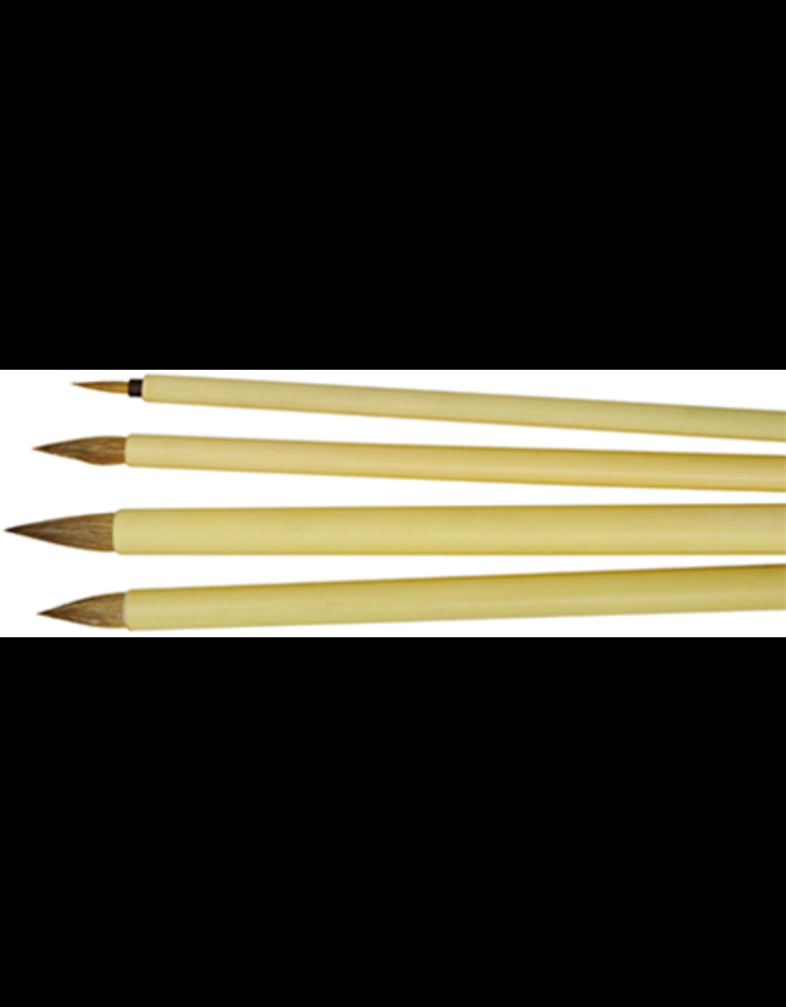 Royal & Langnickel Potter's Select Bamboo set 1
