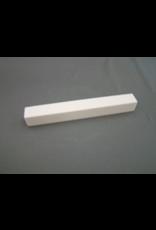 Abrasive block 10 x 1.3 x 1.3 cm