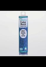 Potterycrafts Duncan Colour Burst Crystal Chips Blue Surge