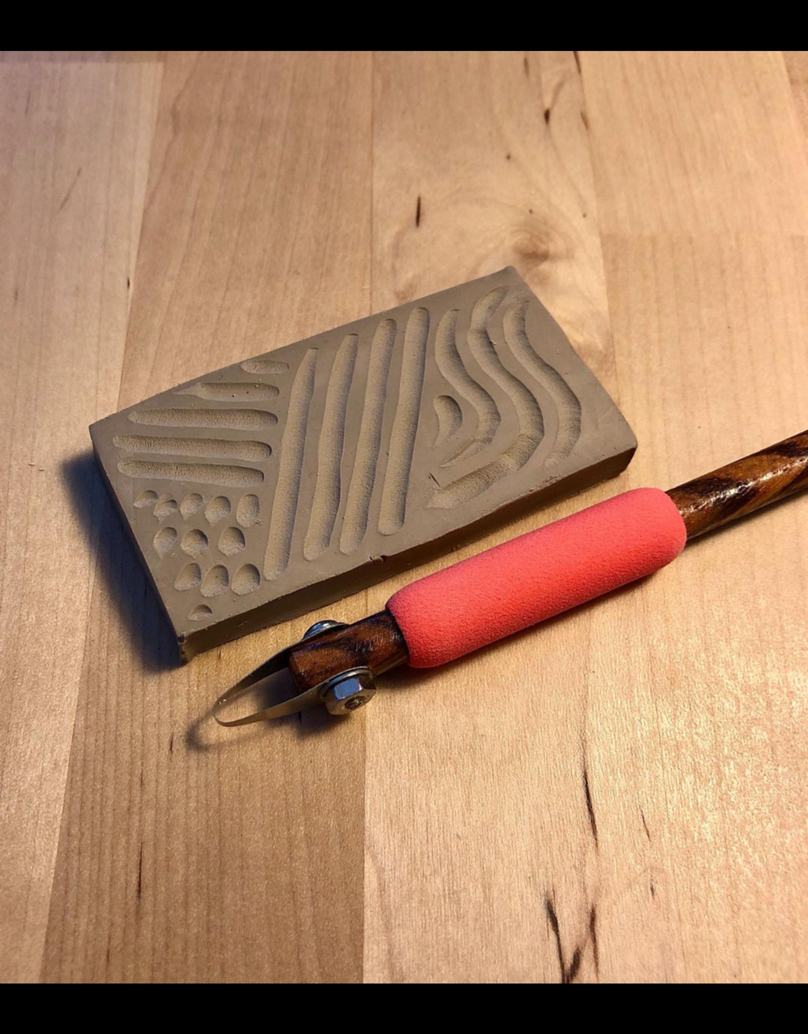 Diamond Core Tools Straight U tip 3mm (P17) Pencil carver