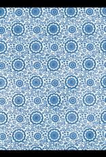 Sanbao Pattern – Circle Flower