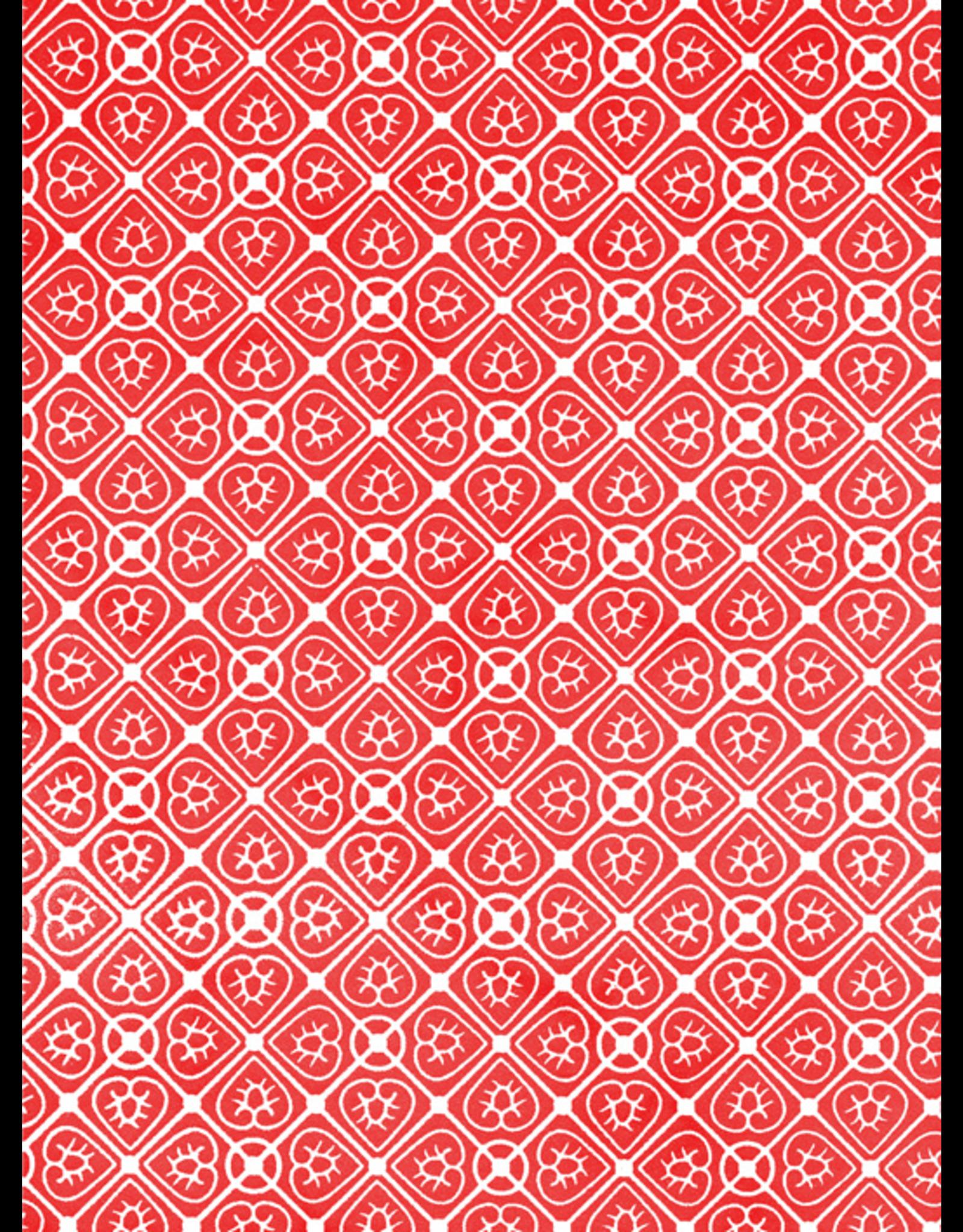 Sanbao Pattern – Heart
