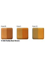 Amaco Teddy Bear Brown  Velvet underglaze 59ml