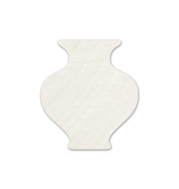 Scarva Porcelain grogged paper clay