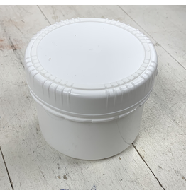 500ml plastic jar with lid