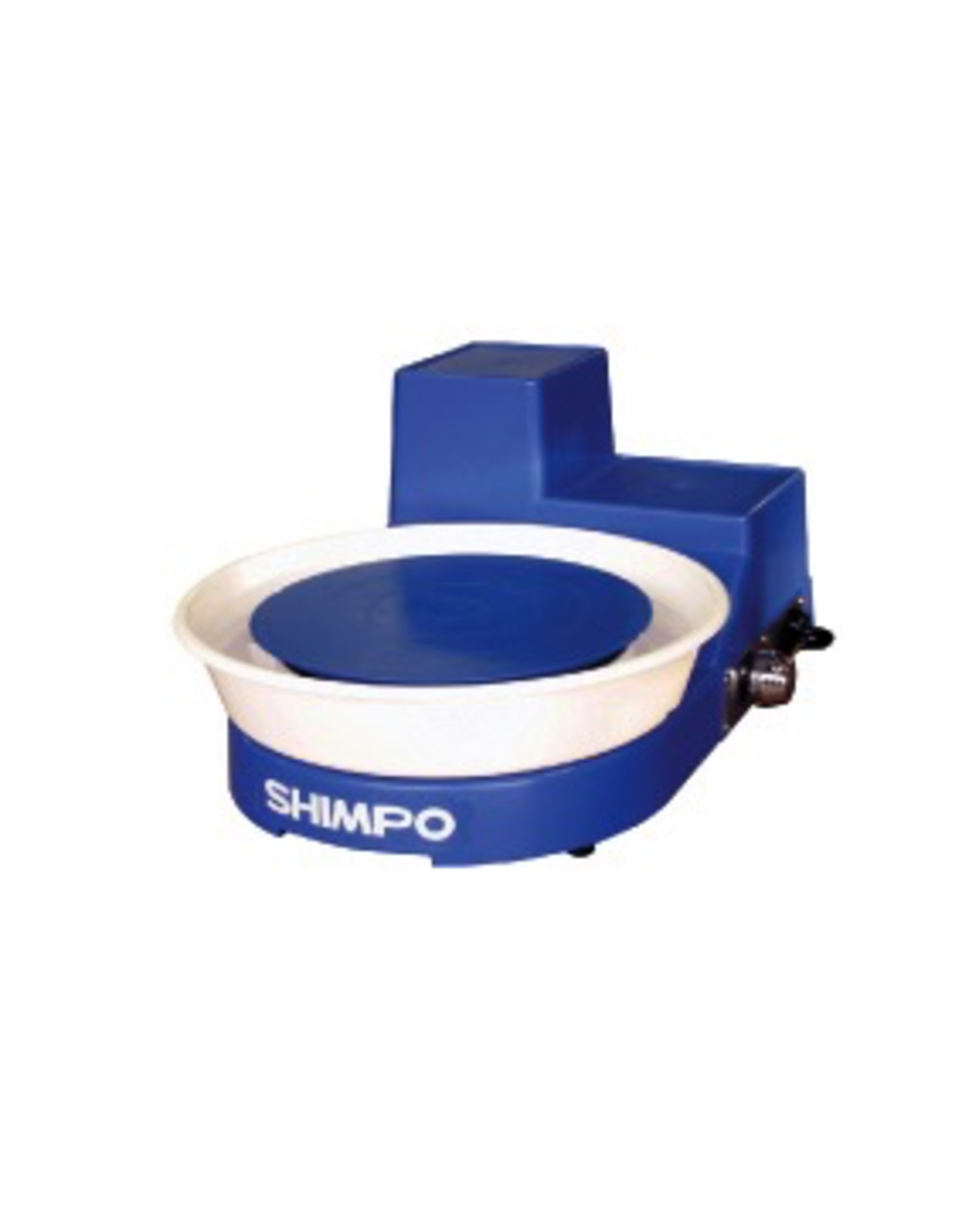 Shimpo RK5T (f) table top potters wheel (with foot pedal)