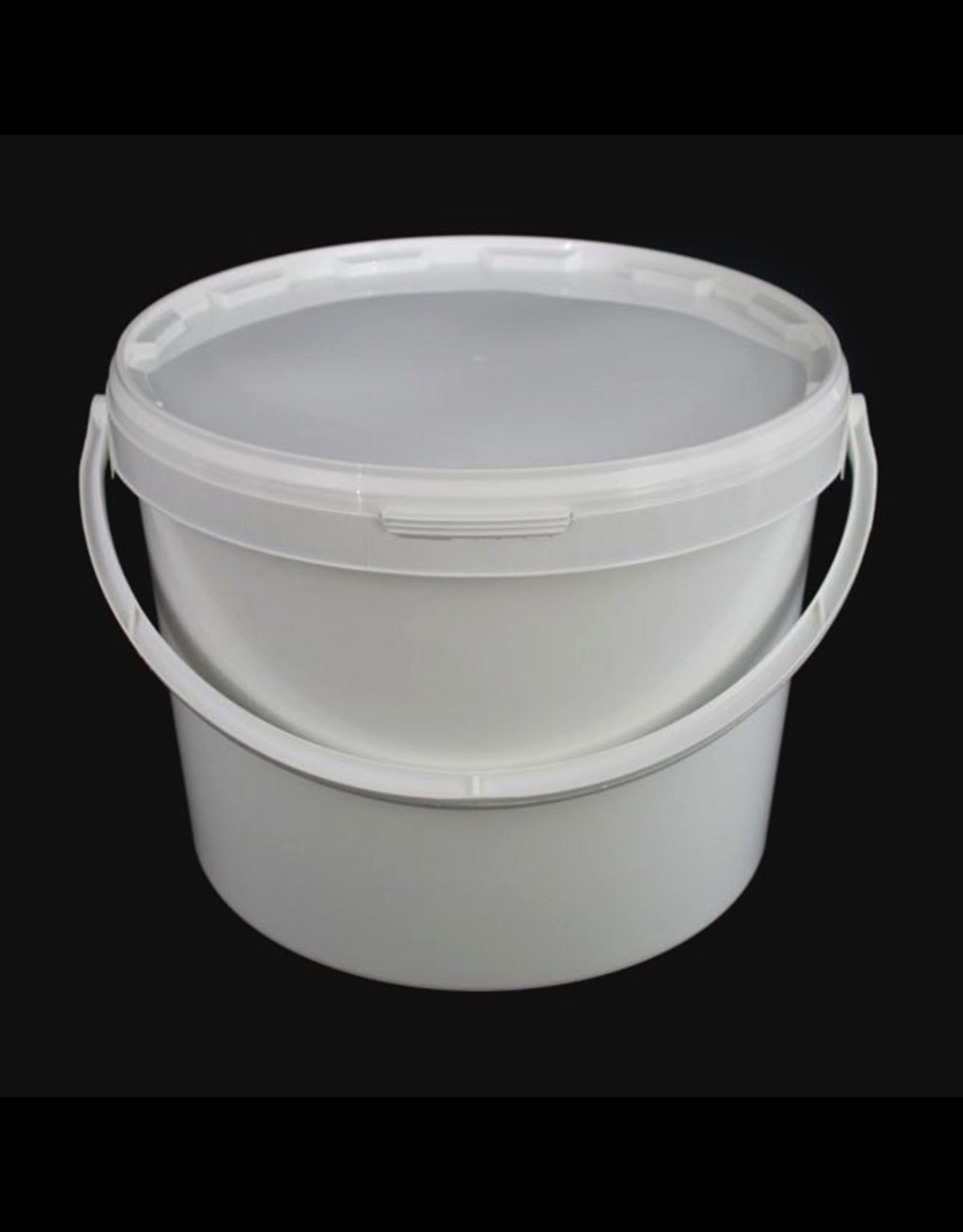 10Lt Bucket & lid (wide)