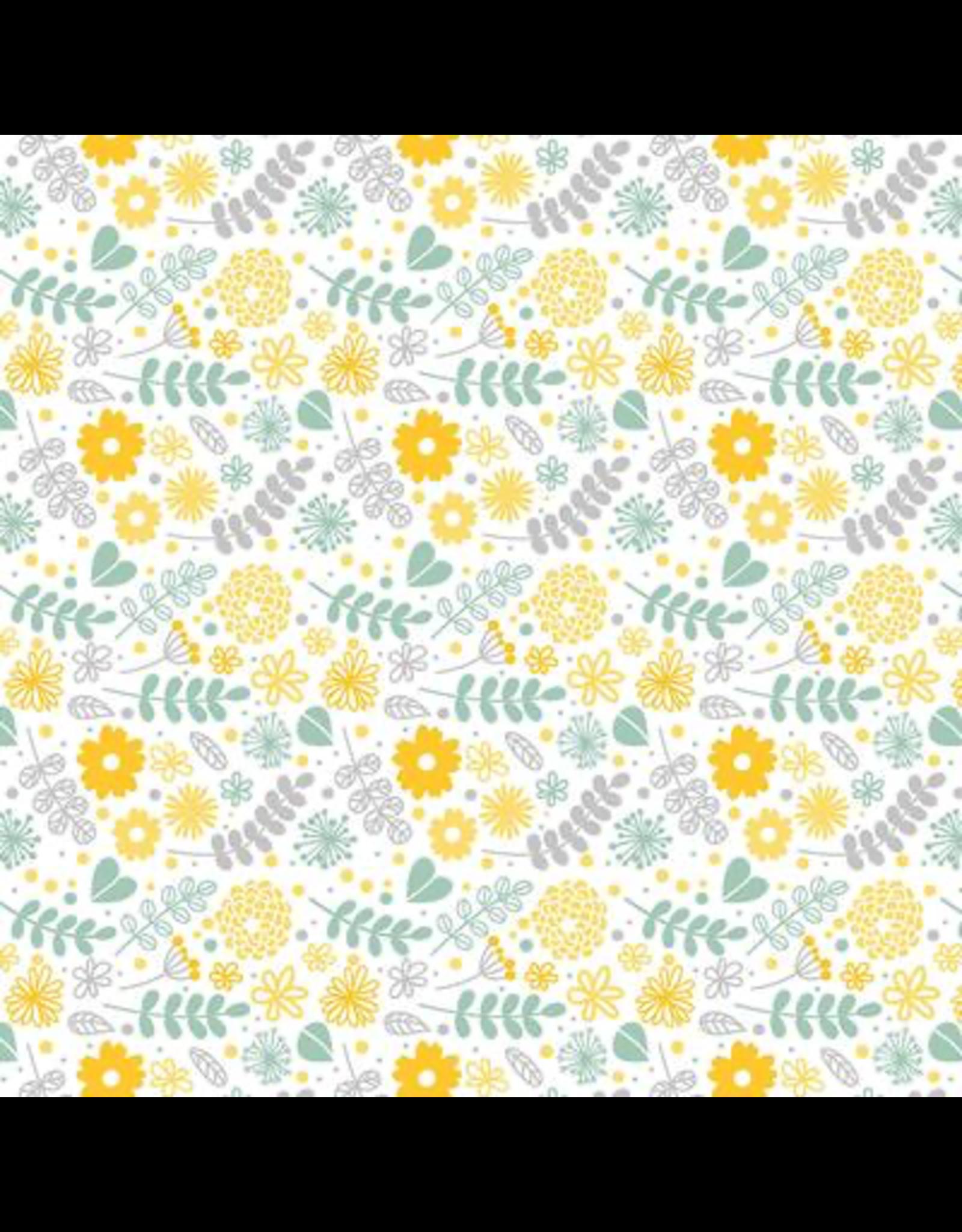 Sanbao Yellow Flower