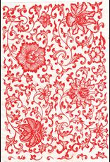 Sanbao Flower decal 03