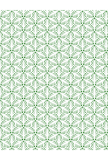Sanbao Pattern decal – Palm Leaves