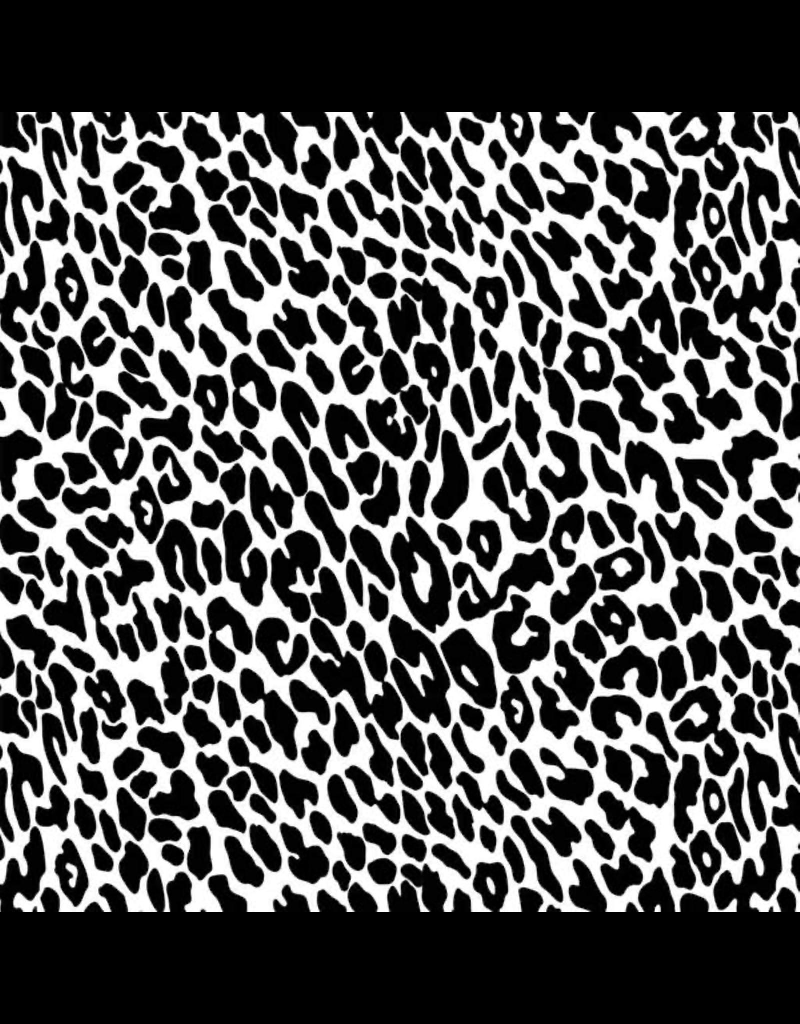 Sanbao Pattern- Leopard print