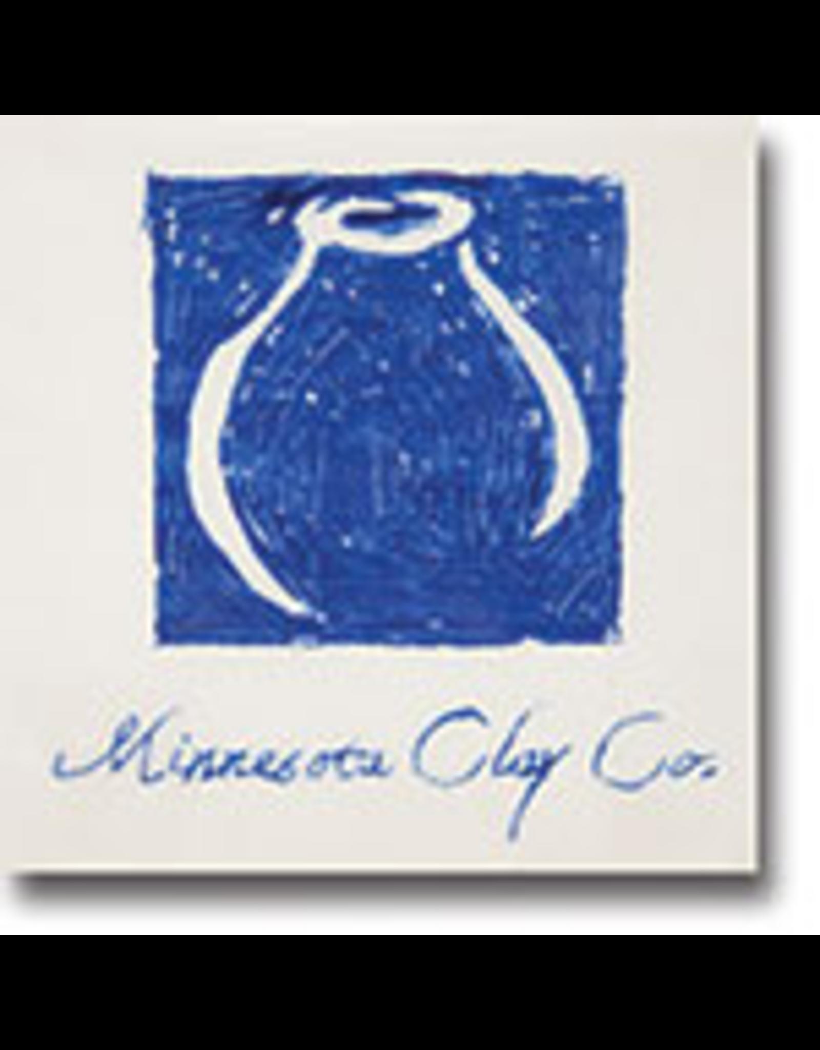 Minnesota clay Blue Graffito paper