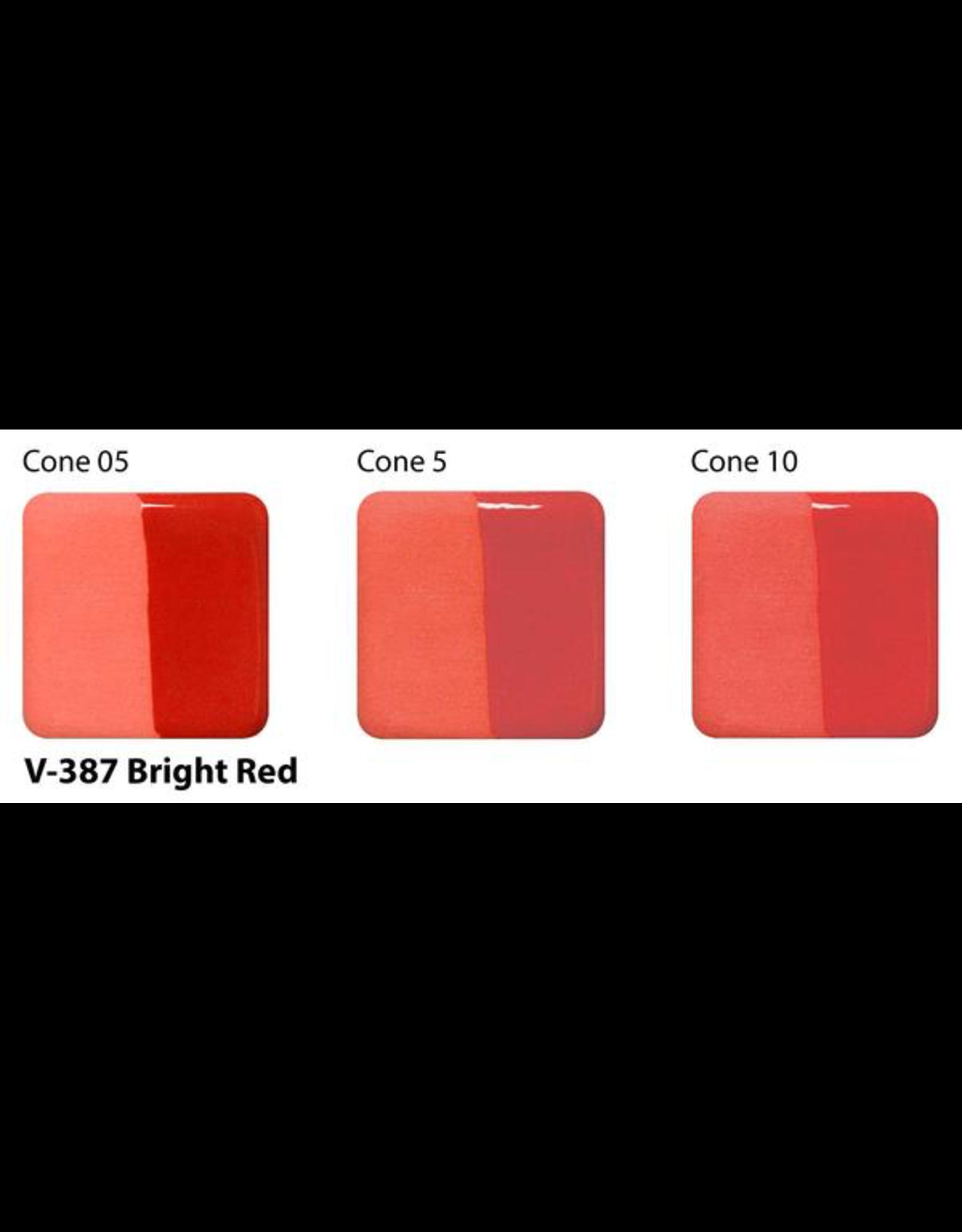 Amaco Bright Red Velvet underglaze 59ml