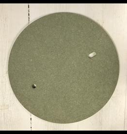 25cm Pre drilled Round MDF Batt