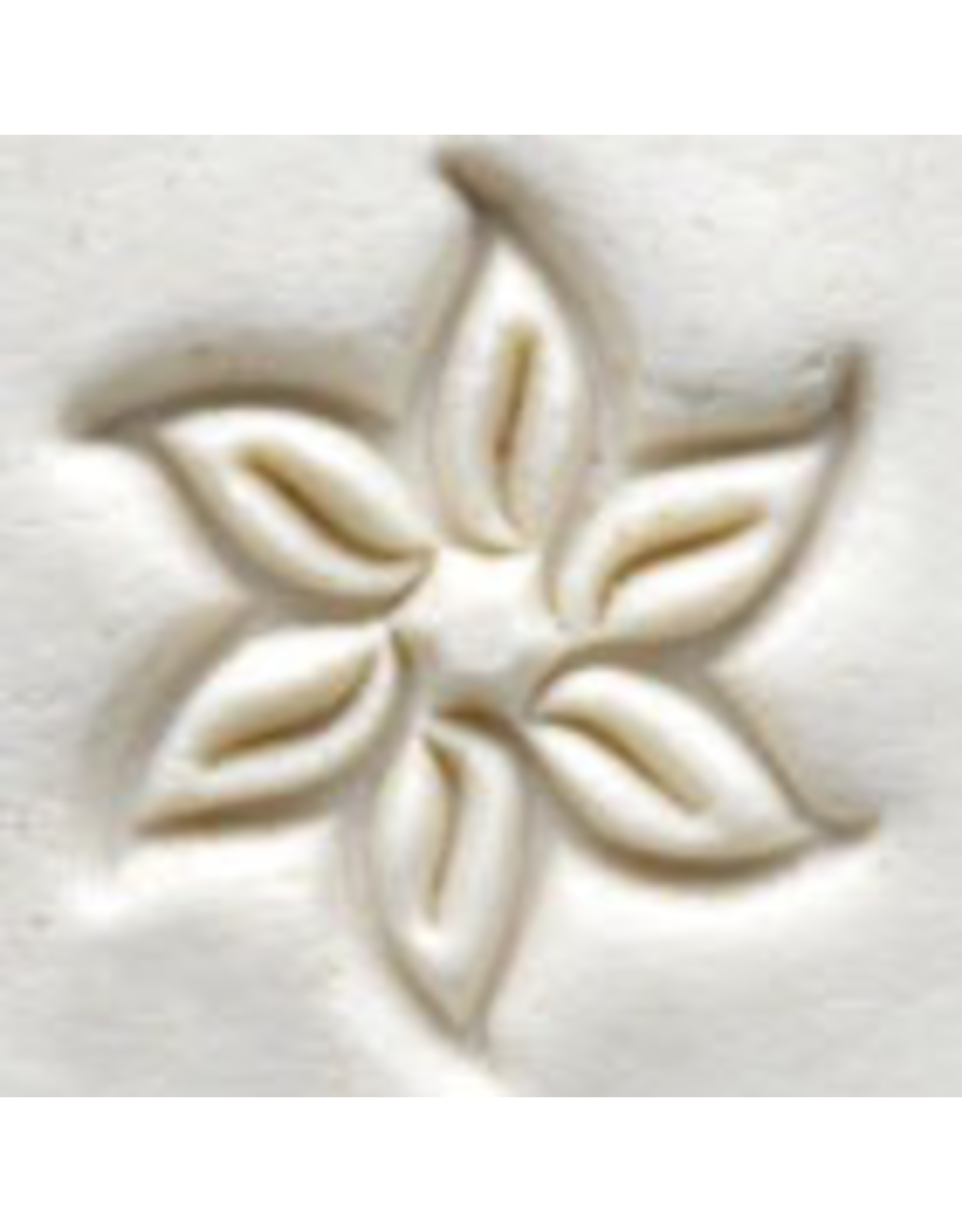Swirling Flower stamp (2.5cm)