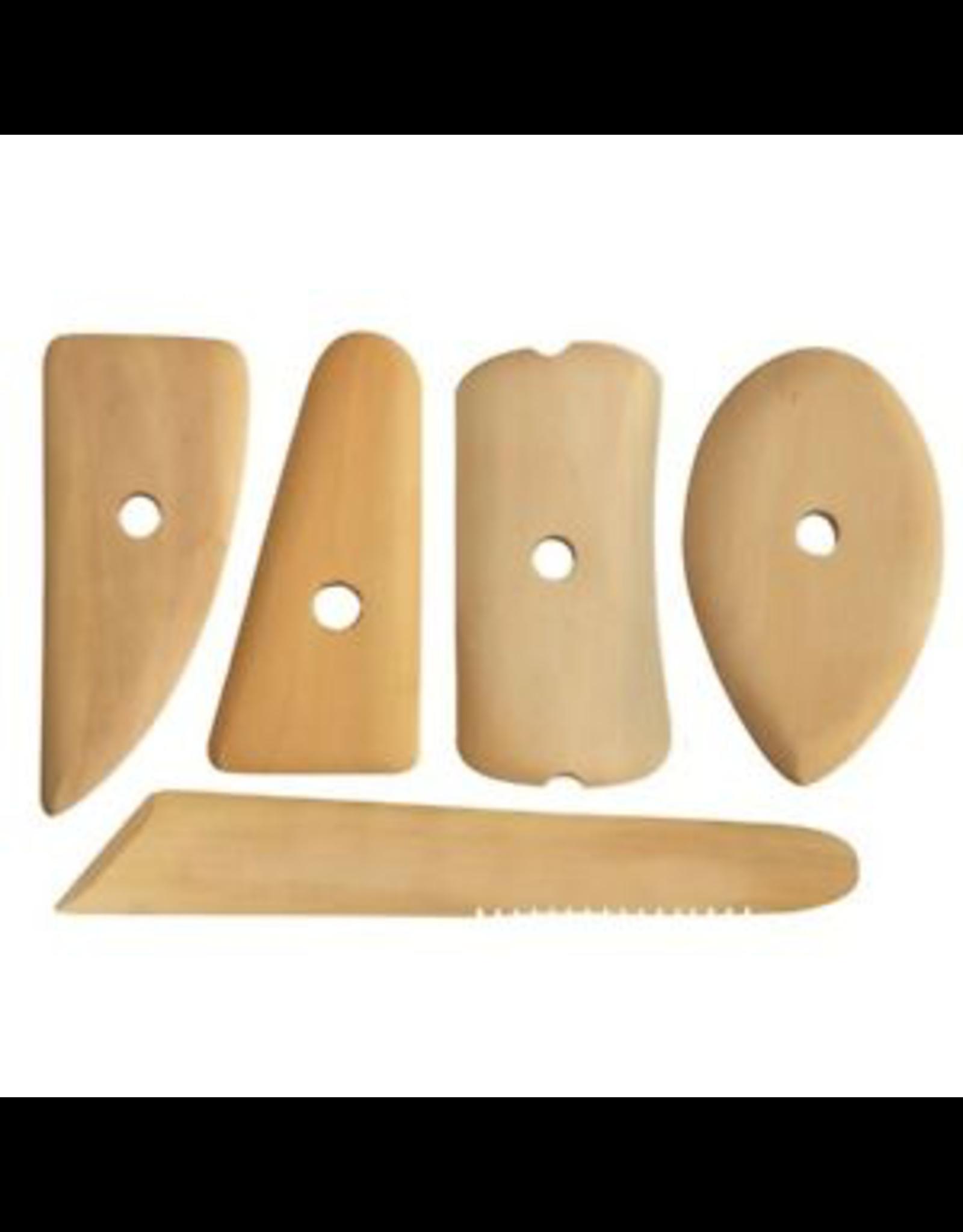 Royal & Langnickel Set of wooden ribs(5)