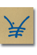 Minnesota clay Blue Underglaze pen
