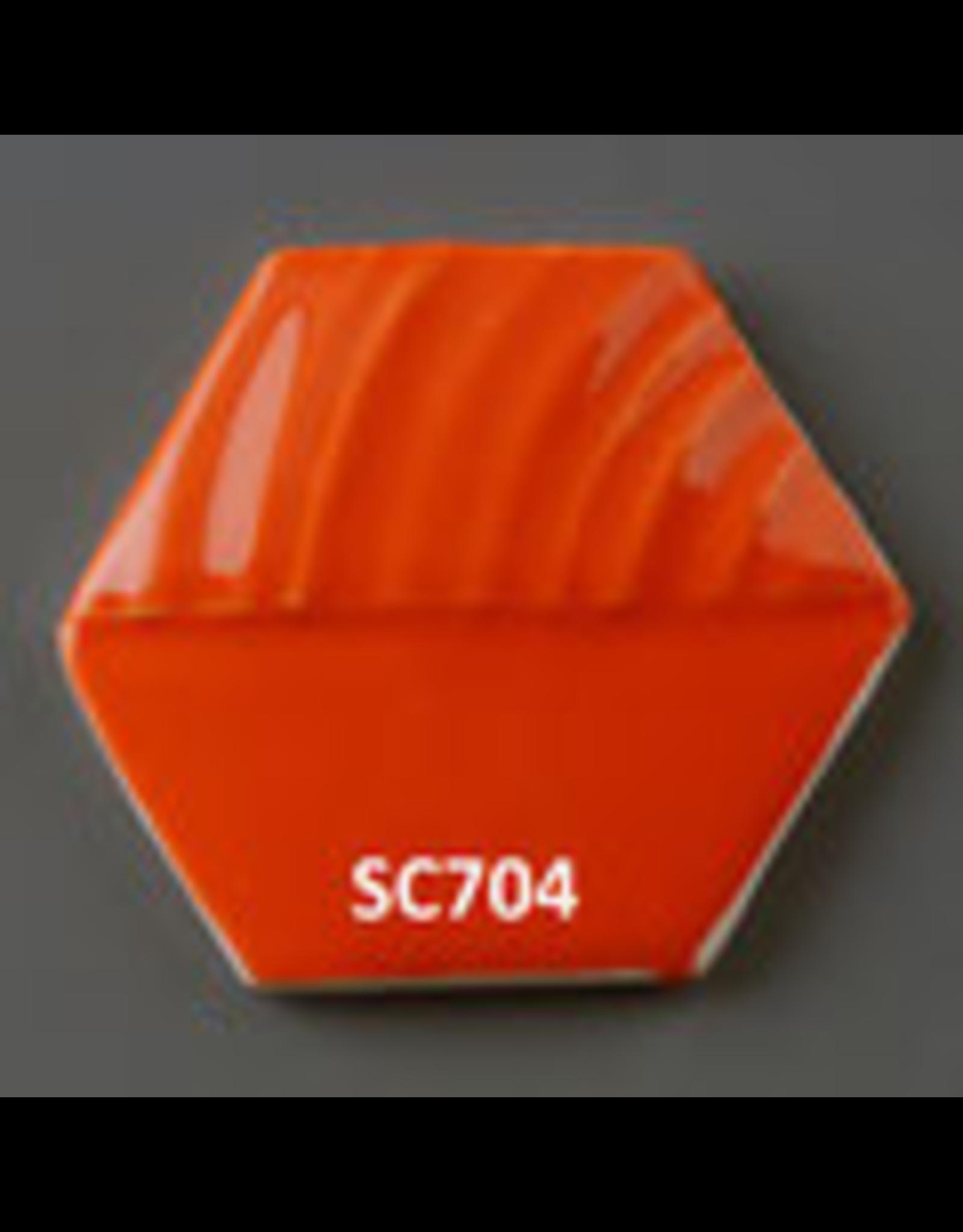 Sneyd Orange (Zr,Si,Cd,Se) Stain