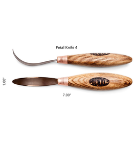 Mudtools Petal Knife (blade 4)
