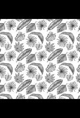 Sanbao Leaf- Tropical Palm
