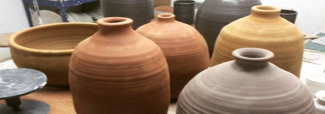 clay colours