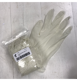 Latex gloves med 10 pairs