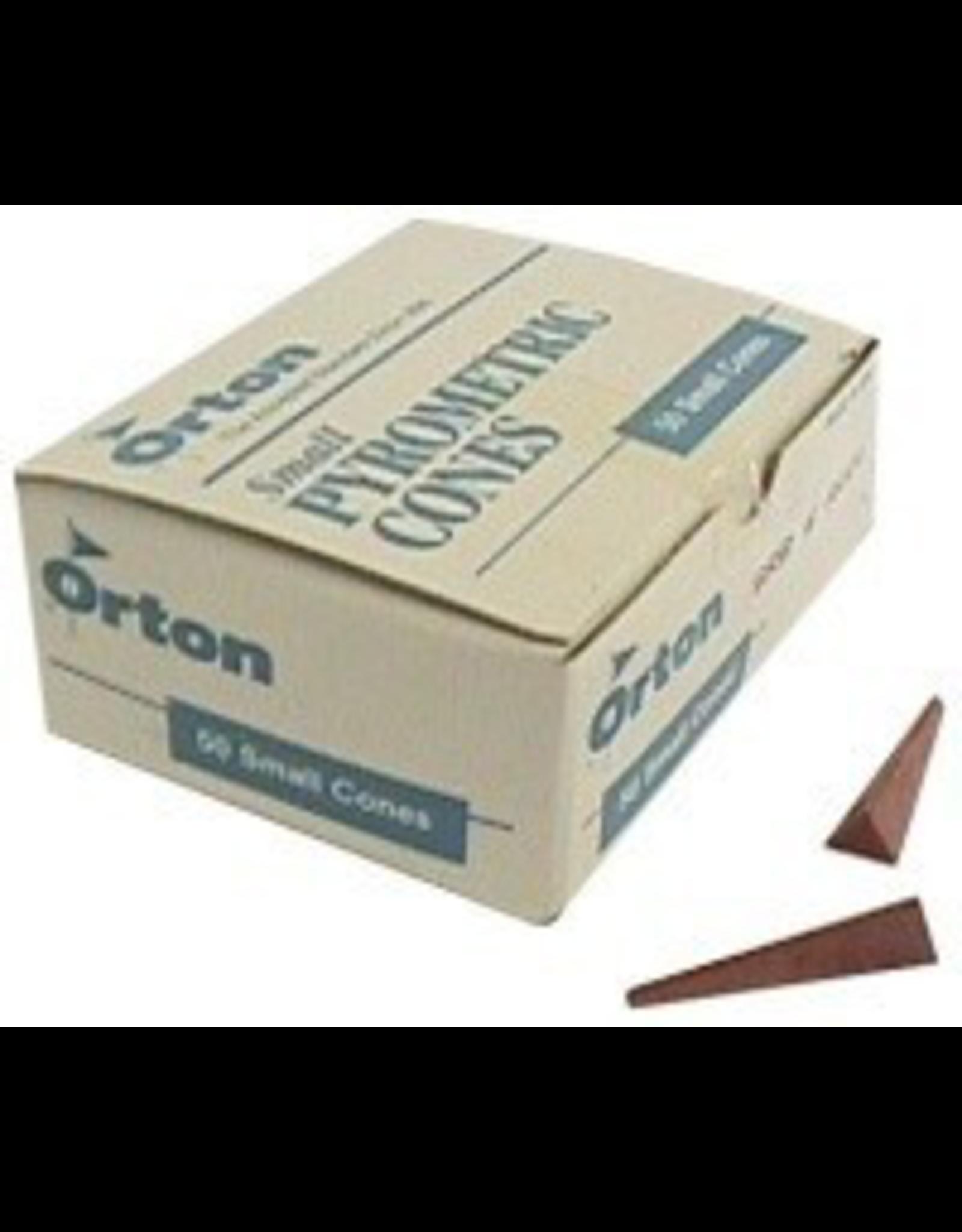 Orton small cone 8 (x10)