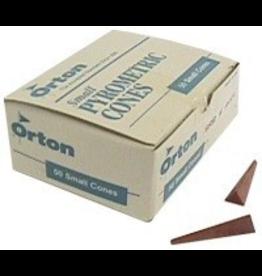 Orton small cone 017 (x10)