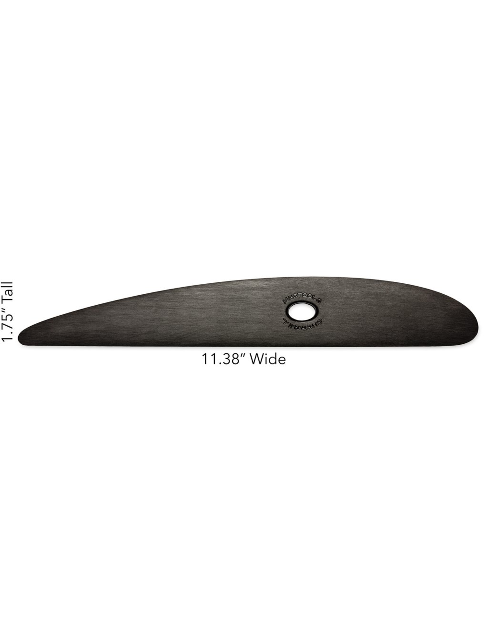 Mudtools Platter Rib Large Extra firm