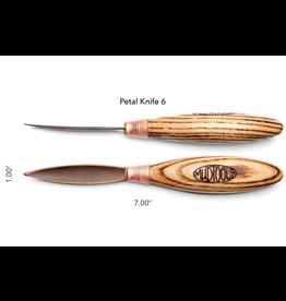 Mudtools Petal Knife (blade 6)