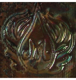 Mayco Mayco brush-on Raku Glaze Copper Metallic
