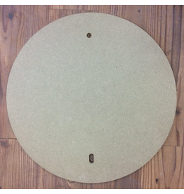 35cm pre drilled (Rohde) MDF Batt