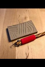 Diamond Core Tools Straight Square tip 3mm (P19) Pencil carver