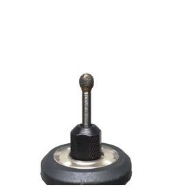 Diamond Core Tools Rotary Tool - Round (D9) 80 Grit