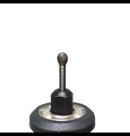 Diamondcore Tools Rotary Tool - Round (D9) 80 Grit