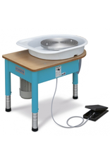 Rohde HMT500 (with seat) potters wheel