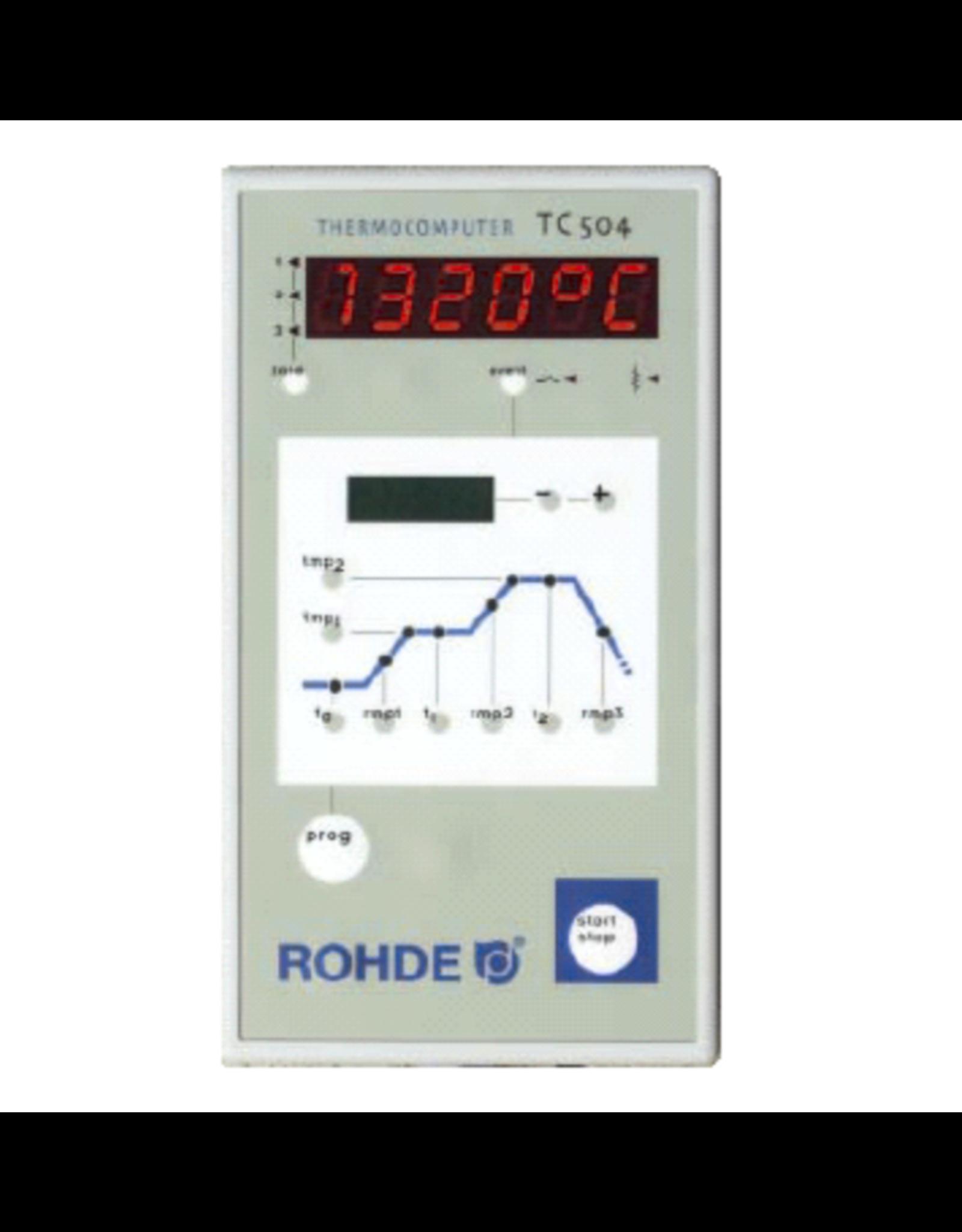 Rohde TC504 Controller option