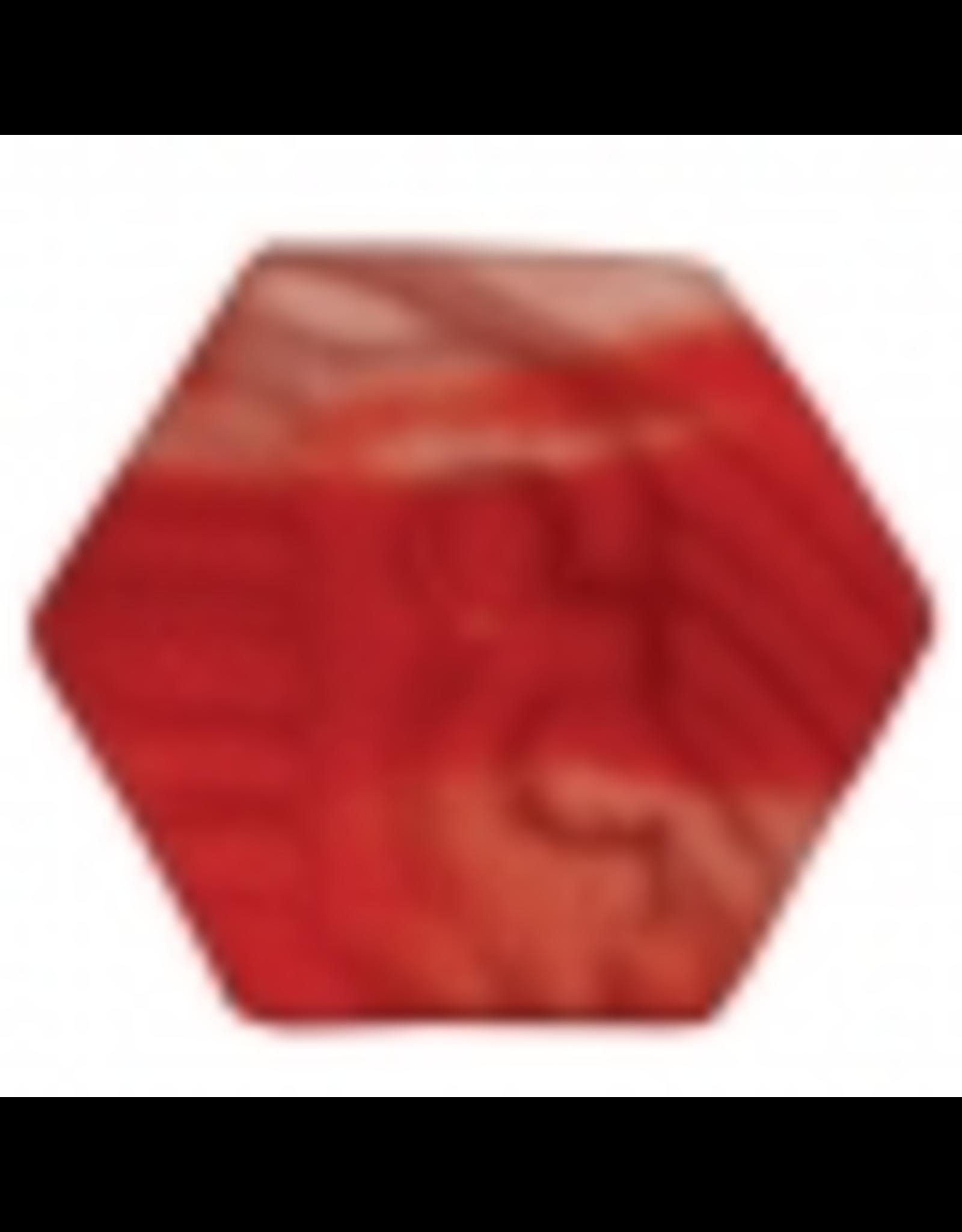 Potterycrafts Bright Red On-glaze