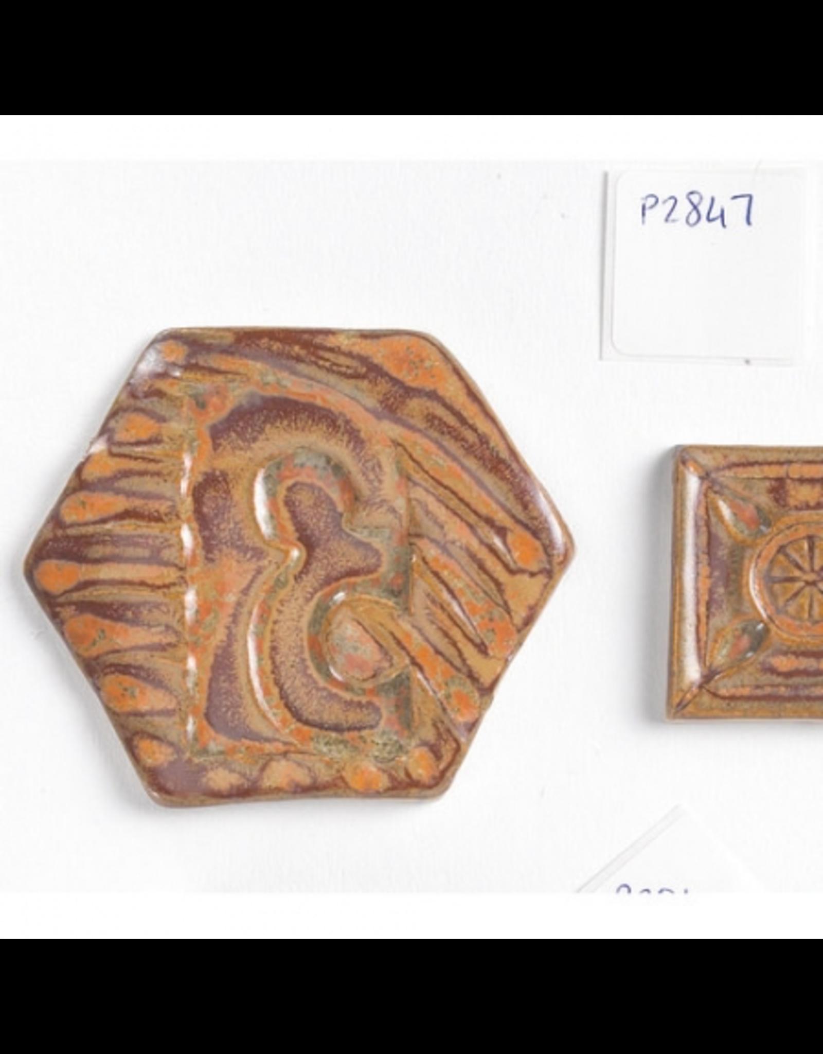 Potterycrafts Gold Brown