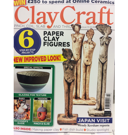 ClayCraft (up to Issue 22)
