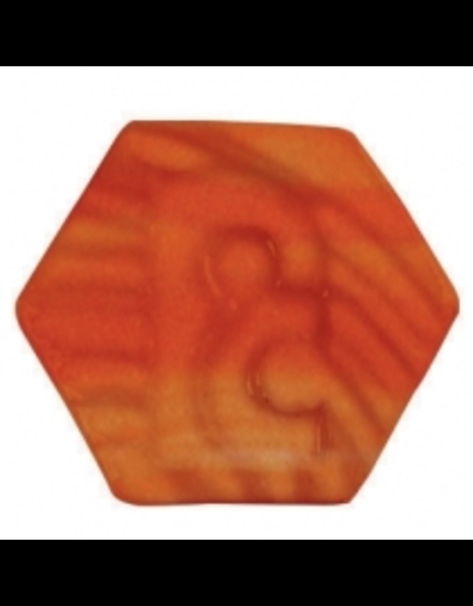 Potterycrafts Bright Orange On-glaze
