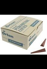 Orton small cone 8 (x50)