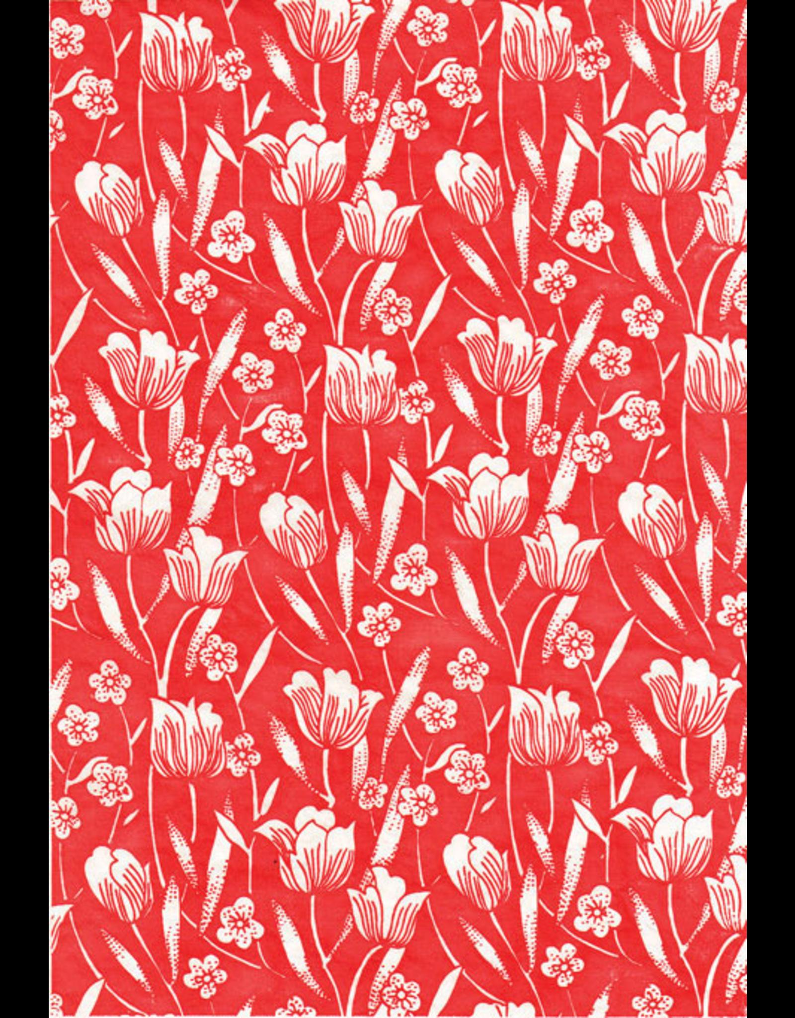 Sanbao Flower decal 08