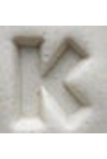MKM tools stone carved uppercase Font set