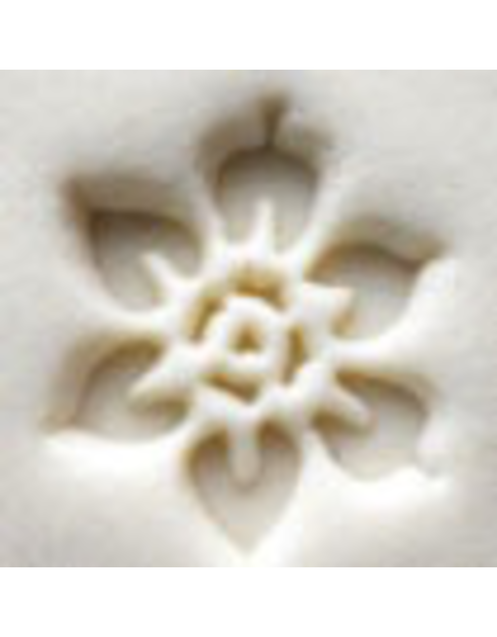 Ornate flower Stamp