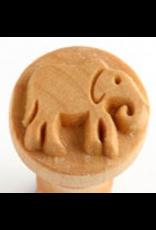 Elephant stamp (2.5cm)