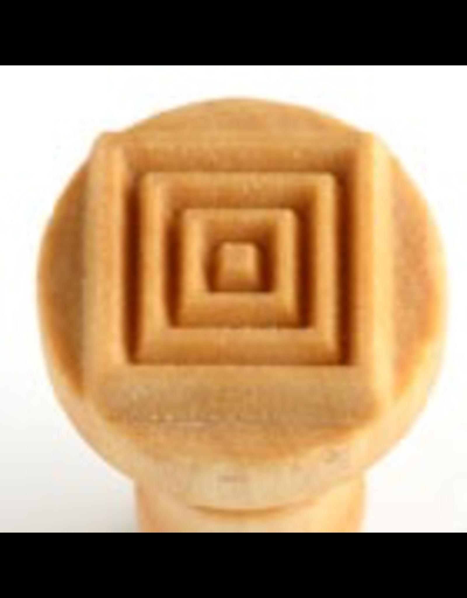 Squares stamp (2.5cm)