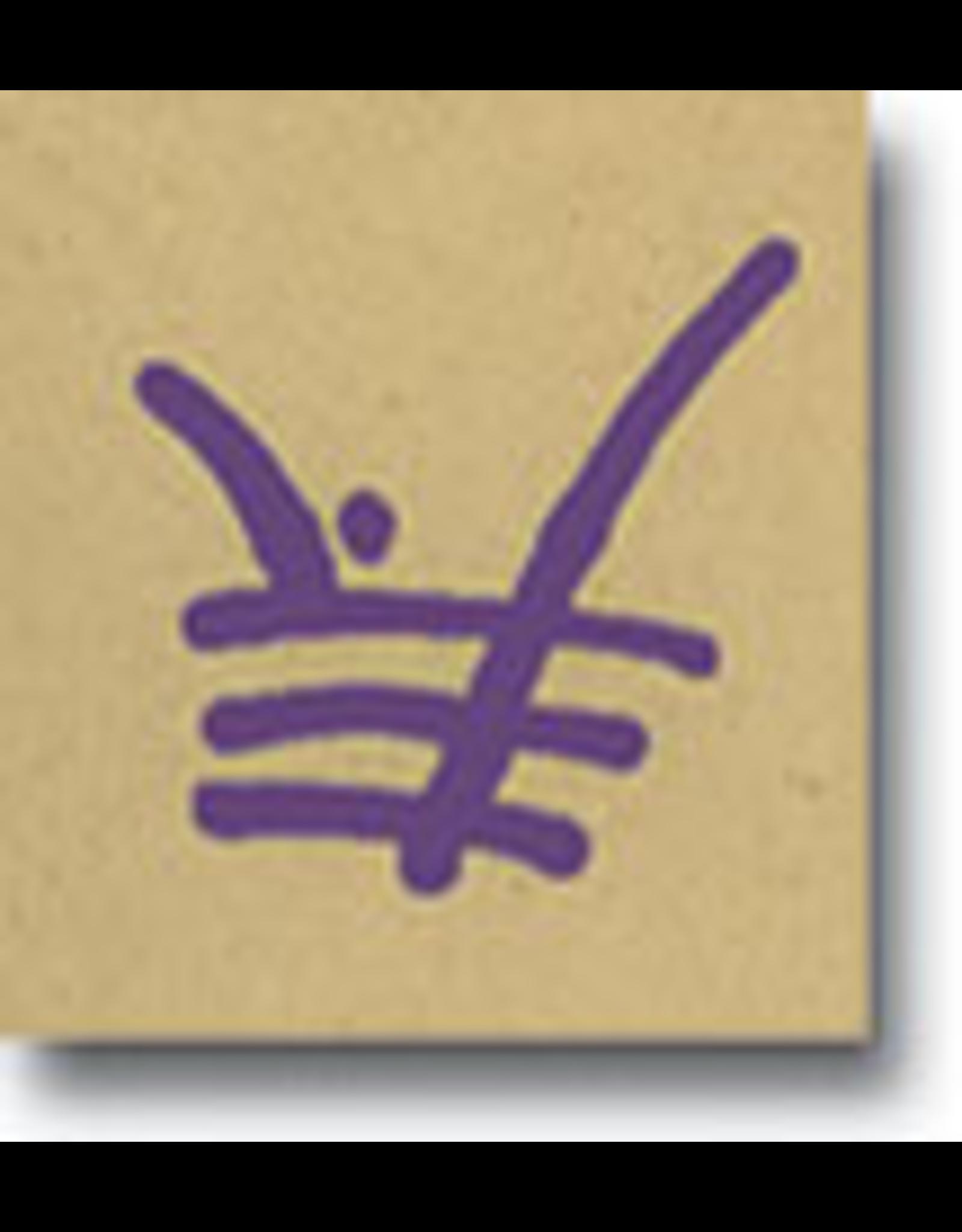 Minnesota clay violet Underglaze pen