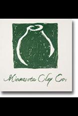 Minnesota clay Green Graffito paper